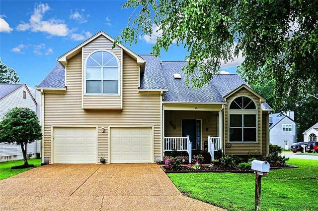234 Cranbrook Ct, Newport News, VA 23602 (#10394826) :: Berkshire Hathaway HomeServices Towne Realty