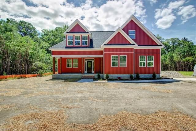 108 Ilex Dr, York County, VA 23692 (#10394870) :: Berkshire Hathaway HomeServices Towne Realty
