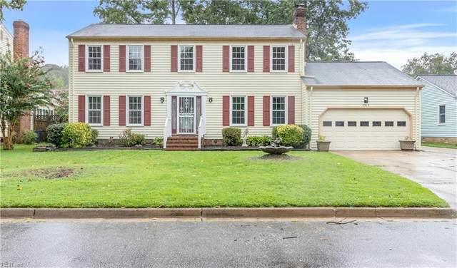 5313 Stewart Dr, Virginia Beach, VA 23464 (MLS #10394878) :: Howard Hanna Real Estate Services