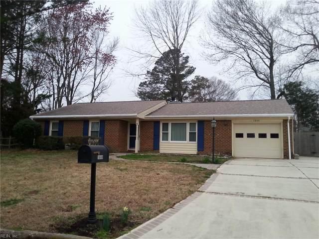 1669 Lola Dr, Virginia Beach, VA 23464 (MLS #10394900) :: Howard Hanna Real Estate Services