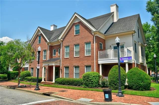 444 E Freemason St 3A, Norfolk, VA 23510 (#10394901) :: The Kris Weaver Real Estate Team