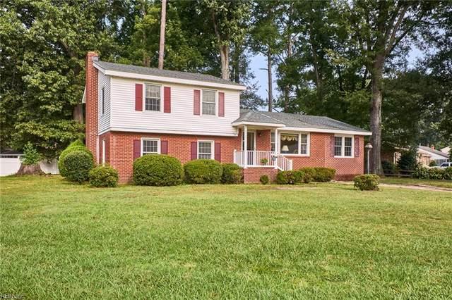 4100 Wyndybrow Dr, Portsmouth, VA 23703 (#10394905) :: Team L'Hoste Real Estate