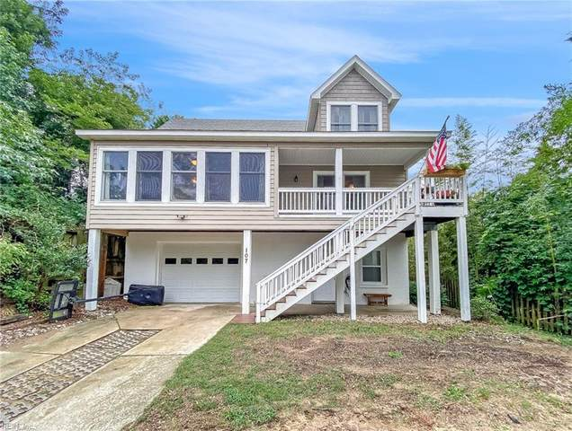 107 E Sir Walter Raleigh Dr, Dare County, NC 27948 (#10394907) :: RE/MAX Central Realty