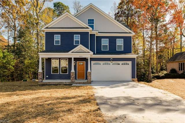 306 Ilex Dr, York County, VA 23692 (#10394927) :: Berkshire Hathaway HomeServices Towne Realty