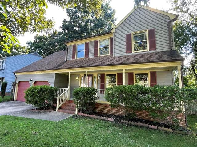 122 Gardenville Dr, York County, VA 23693 (#10394955) :: Berkshire Hathaway HomeServices Towne Realty