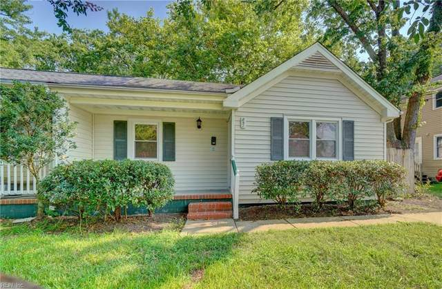 851 W 38th St, Norfolk, VA 23508 (#10394964) :: Berkshire Hathaway HomeServices Towne Realty