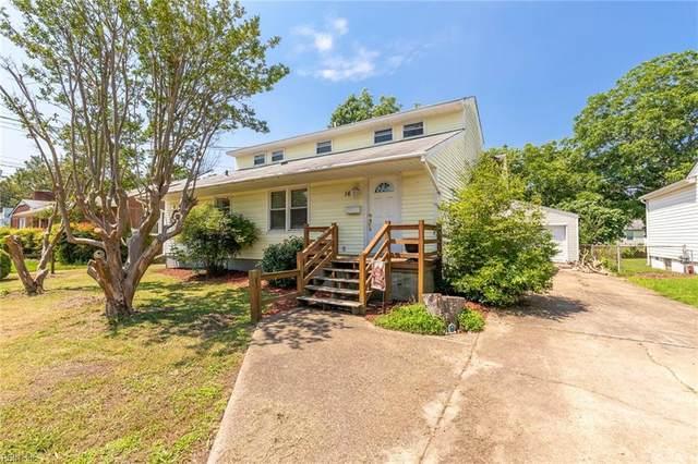 16 Hickory Hill Rd, Hampton, VA 23666 (#10394969) :: Austin James Realty LLC