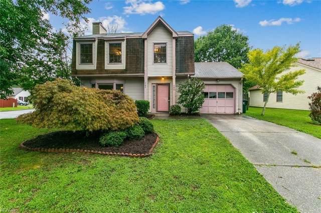780 Terrace Dr, Newport News, VA 23601 (MLS #10394973) :: AtCoastal Realty