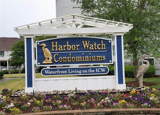 4 Harbor Watch Dr #508, Chesapeake, VA 23320 (#10394977) :: RE/MAX Central Realty