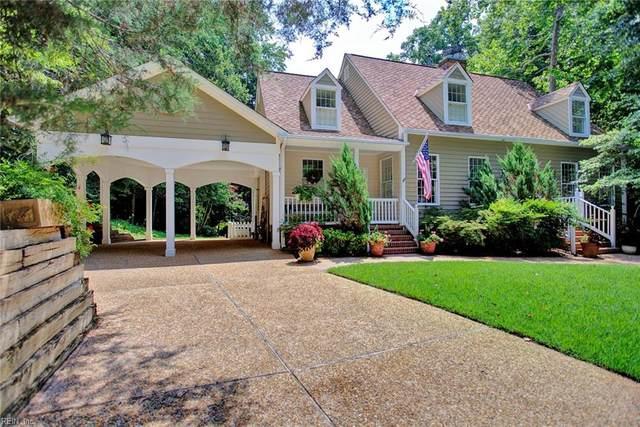 411 Idlewood Ln, Williamsburg, VA 23185 (#10394996) :: Berkshire Hathaway HomeServices Towne Realty