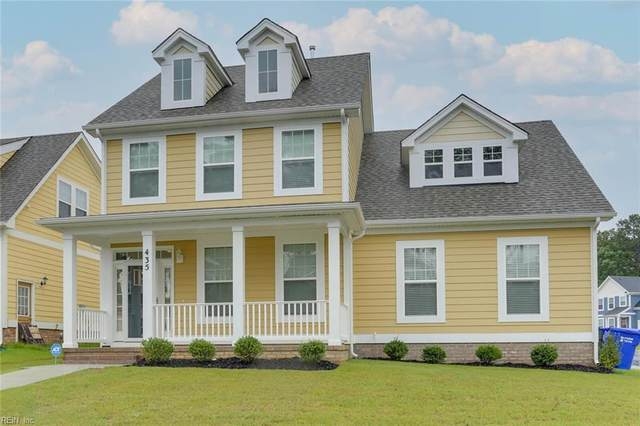 435 Terrywood Dr, Suffolk, VA 23434 (#10395014) :: Berkshire Hathaway HomeServices Towne Realty