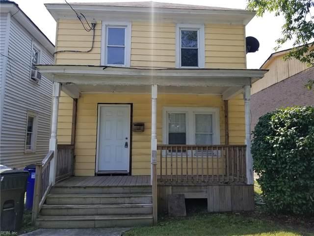 1035 W 36th St, Norfolk, VA 23508 (#10395030) :: The Kris Weaver Real Estate Team