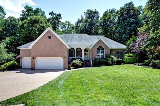 4925 Westmoreland Dr, James City County, VA 23188 (#10395040) :: The Kris Weaver Real Estate Team