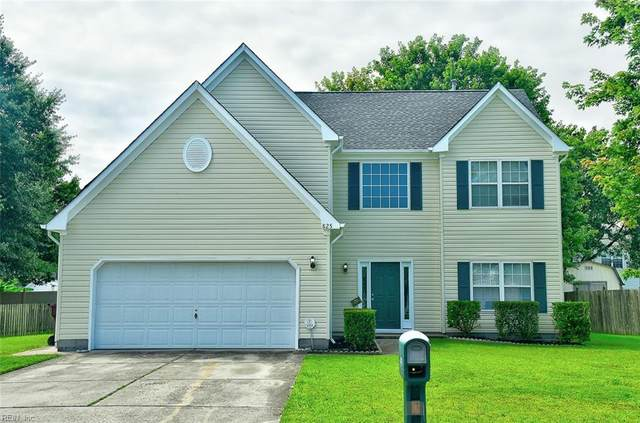 825 Shadowberry Cres, Chesapeake, VA 23320 (#10395071) :: Rocket Real Estate