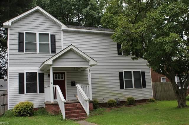 2534 Grandy Ave, Norfolk, VA 23509 (#10395075) :: Atlantic Sotheby's International Realty