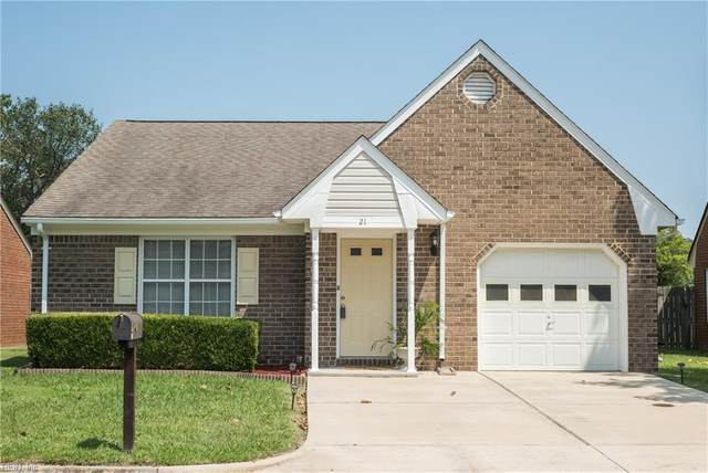 21 Loch Cir, Hampton, VA 23669 (#10395111) :: Berkshire Hathaway HomeServices Towne Realty