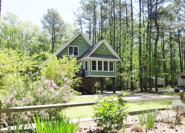 86 Little Cove Way, Mathews County, VA 23128 (#10395129) :: Atlantic Sotheby's International Realty