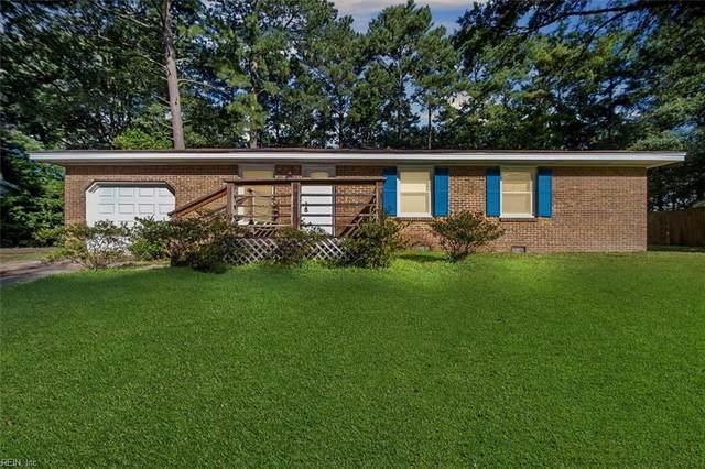 4014 Fir St, Portsmouth, VA 23703 (#10395138) :: Team L'Hoste Real Estate