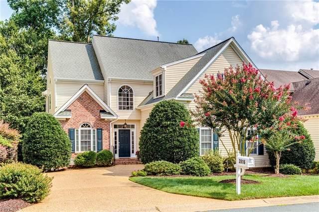2816 Castling Xing, James City County, VA 23185 (#10395202) :: Team L'Hoste Real Estate
