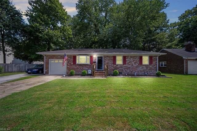 222 Albany Dr, Hampton, VA 23666 (#10395217) :: Team L'Hoste Real Estate