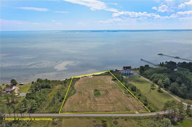 3.51ac Jenkins Neck Rd, Gloucester County, VA 23072 (#10395242) :: The Kris Weaver Real Estate Team