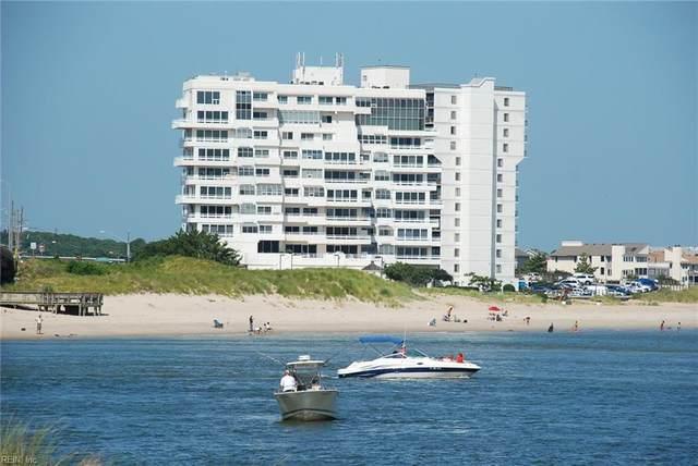 3556 Shore Dr #605, Virginia Beach, VA 23455 (#10395290) :: The Kris Weaver Real Estate Team