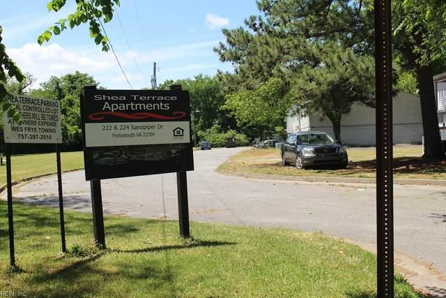224 Sandpiper Dr, Portsmouth, VA 23704 (#10395350) :: Atlantic Sotheby's International Realty