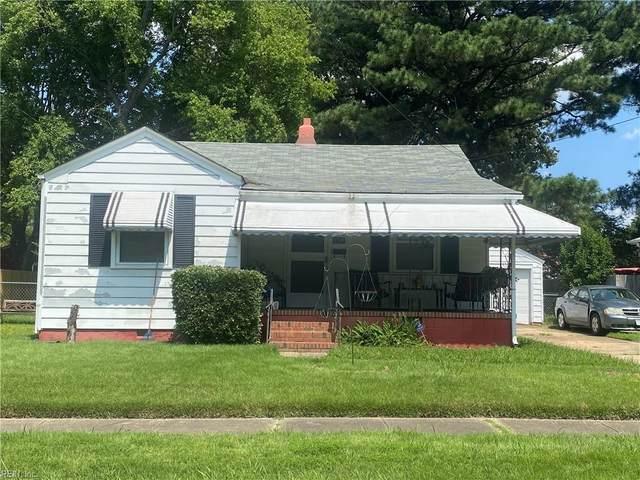 2318 Alder St, Norfolk, VA 23518 (#10395357) :: Austin James Realty LLC