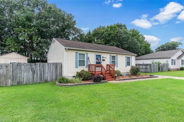 7715 Jarvis Pl, Newport News, VA 23605 (#10395390) :: Avalon Real Estate