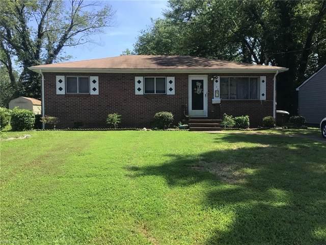 120 Delmar Ln, Newport News, VA 23602 (#10395409) :: Austin James Realty LLC