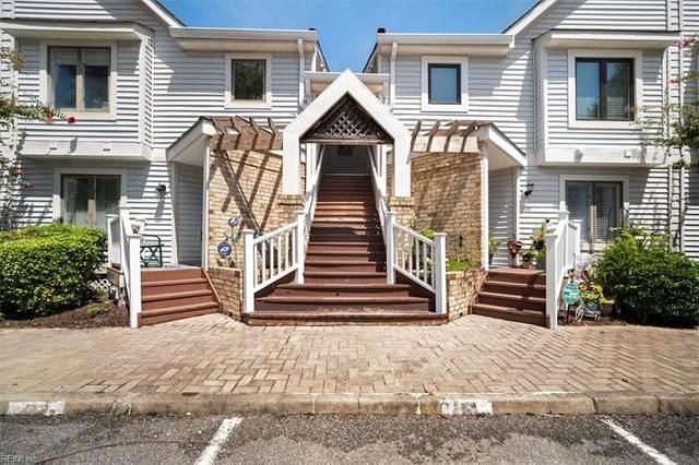 110 Harbor Watch Dr #110, Chesapeake, VA 23320 (#10395455) :: The Kris Weaver Real Estate Team