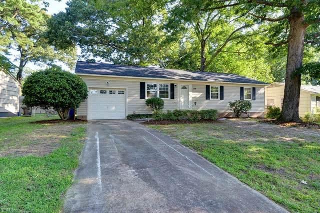 216 Lisbon Dr, Newport News, VA 23601 (#10395462) :: The Kris Weaver Real Estate Team