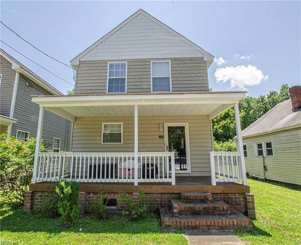 6245 Old Townpoint Rd, Suffolk, VA 23435 (#10395509) :: Team L'Hoste Real Estate