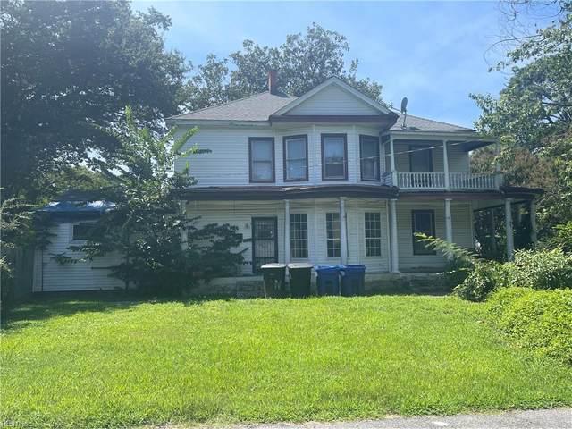 819 Commerce St, Portsmouth, VA 23707 (#10395537) :: The Kris Weaver Real Estate Team