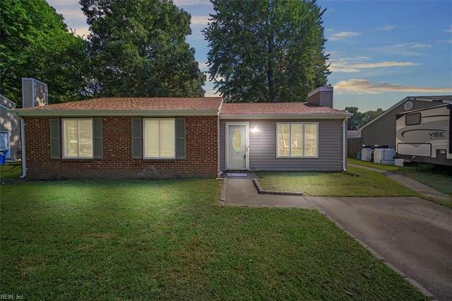 224 Rockingham Dr, Newport News, VA 23601 (#10395631) :: Berkshire Hathaway HomeServices Towne Realty