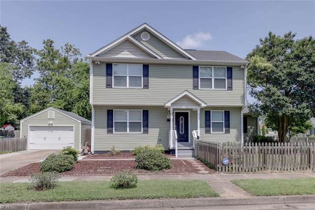 4720 Elmhurst Ave, Norfolk, VA 23513 (#10395707) :: Austin James Realty LLC