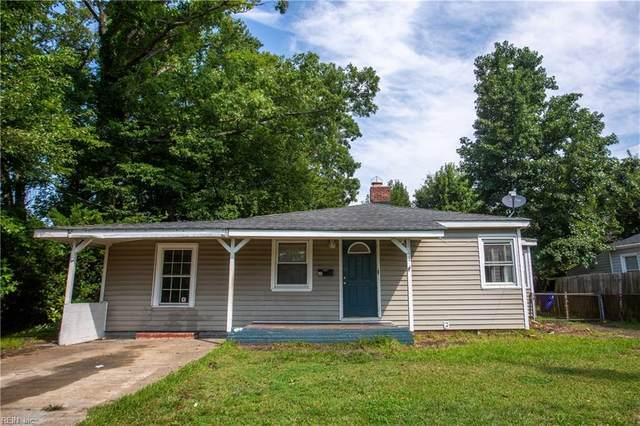 541 Draper Dr, Norfolk, VA 23505 (#10395731) :: The Kris Weaver Real Estate Team