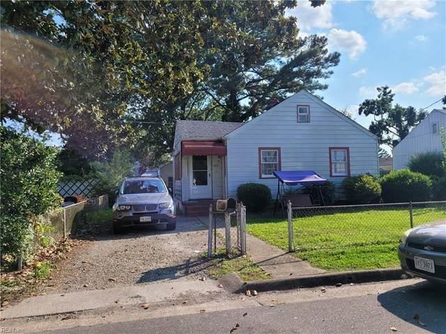 1921 Garrett St, Portsmouth, VA 23702 (#10395762) :: Verian Realty