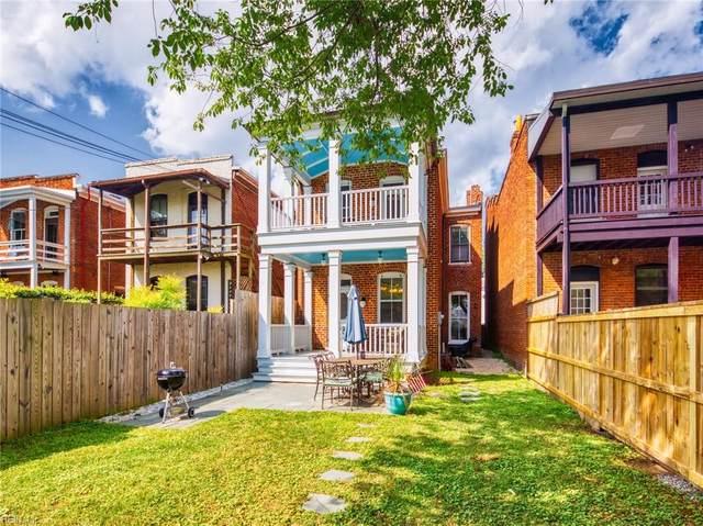 2007 W Main St, Richmond City North James River, VA 23220 (#10395779) :: Berkshire Hathaway HomeServices Towne Realty