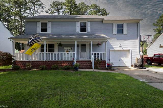 935 Chattanooga St, Chesapeake, VA 23322 (#10395903) :: RE/MAX Central Realty