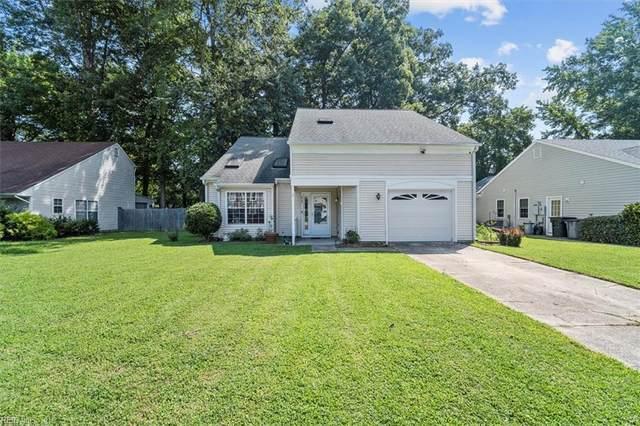 212 Springdale Way, Hampton, VA 23666 (#10395948) :: Berkshire Hathaway HomeServices Towne Realty