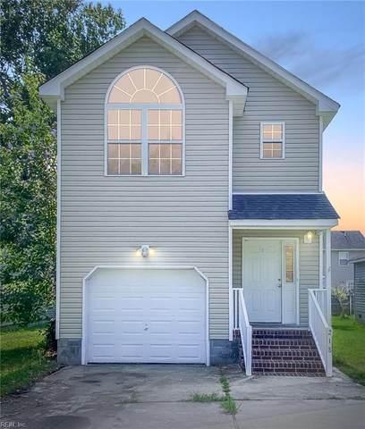 218 Hinton Ave, Chesapeake, VA 23323 (#10395998) :: Austin James Realty LLC
