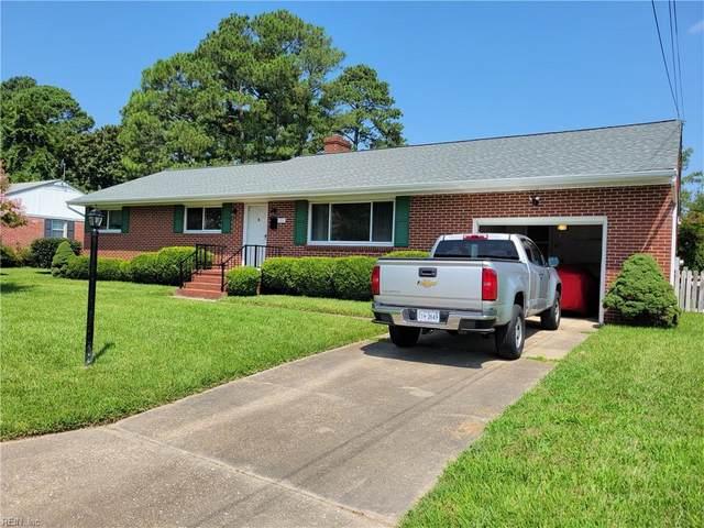 111 Southerland Dr, Hampton, VA 23669 (MLS #10396041) :: AtCoastal Realty