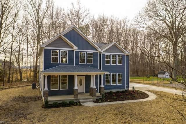 3215 Seaford Rd, York County, VA 23696 (#10396082) :: Team L'Hoste Real Estate