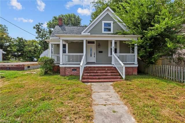 804 E Pembroke Ave, Hampton, VA 23669 (#10396152) :: Berkshire Hathaway HomeServices Towne Realty