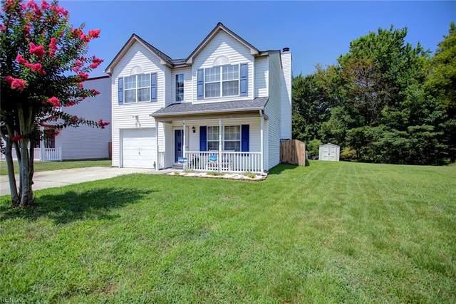 733 Princess Ct, Newport News, VA 23608 (#10396158) :: Berkshire Hathaway HomeServices Towne Realty
