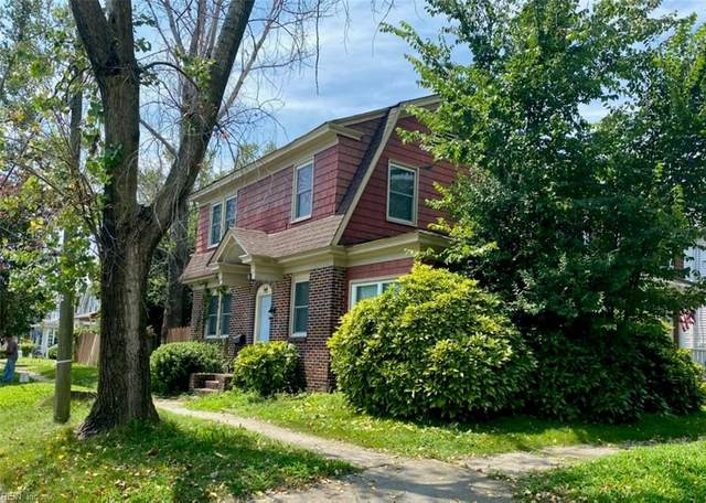1601 Mcdaniel St St, Portsmouth, VA 23704 (#10396162) :: Berkshire Hathaway HomeServices Towne Realty