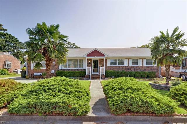7 Seaview Dr, Hampton, VA 23664 (#10396248) :: RE/MAX Central Realty