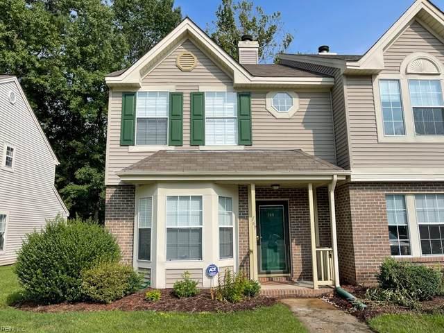 169 Corwin Cir, Hampton, VA 23666 (#10396262) :: Atlantic Sotheby's International Realty