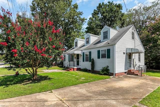 1416 Mcneal Ave, Norfolk, VA 23502 (#10396294) :: Team L'Hoste Real Estate